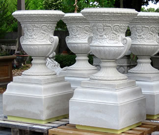 Seminary Planter & Plinth